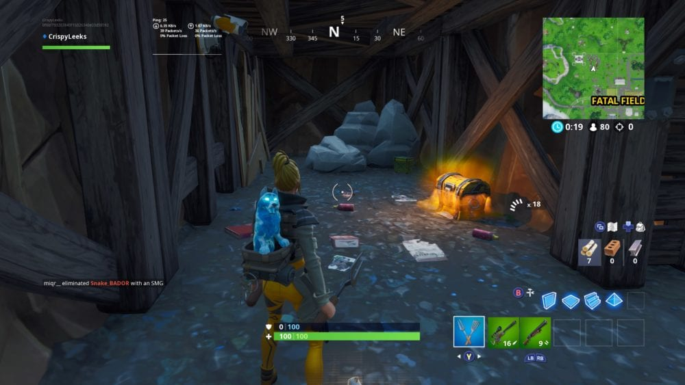 fortbyte 34 location