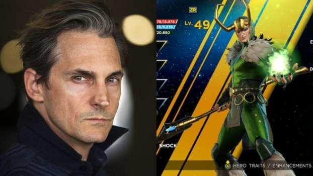 Jason Spisak - Loki