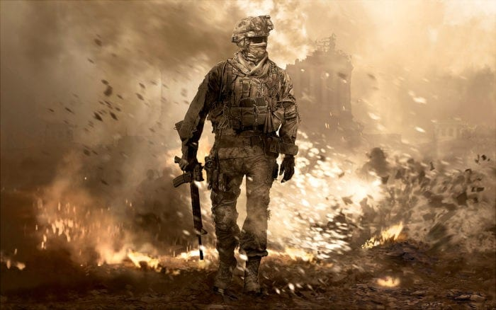 modern warfare 2, co-op first person shooters