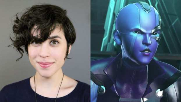 Nebula - Ashly Burch