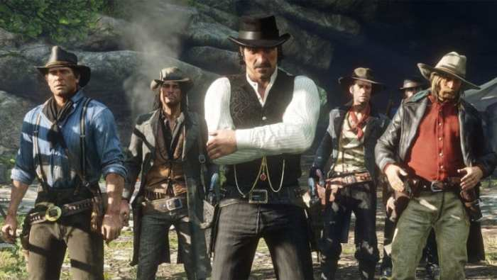Red Dead Redemption 2, Games Surrounded by So Much Controversy