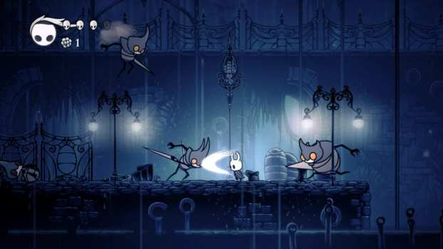 12. Hollow Knight
