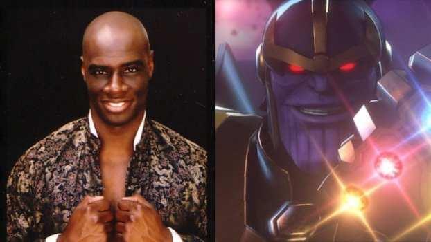 Isaac C. Singleton Jr. - Thanos