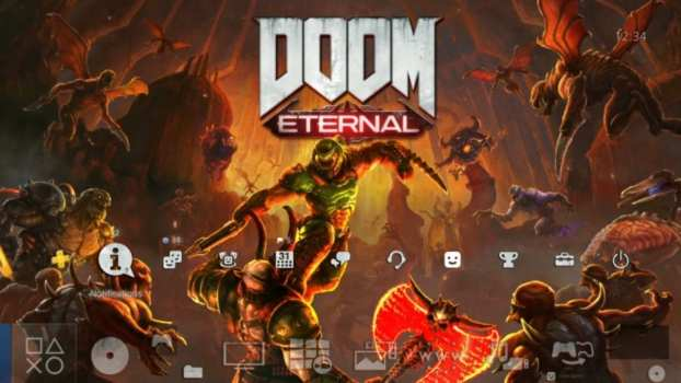 DOOM Eternal: Official Dynamic Theme