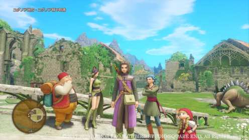 Dragon Quest XI S (3)