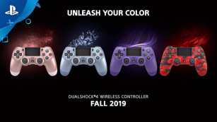 Dualshock 4 PS4 Colors