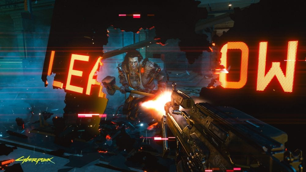 Cyberpunk, hammer time