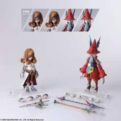 Final Fantasy IX Figures