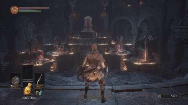 Dark Souls 3 Hub World