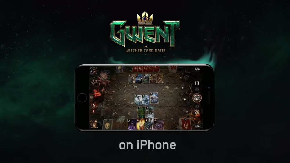 Gwent iPhone