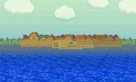 Paper Mario Hub World