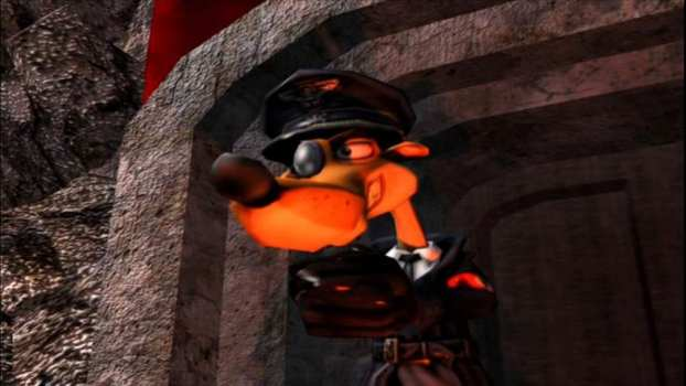 Professor Von Kriplespac (Conker's Bad Fur Day)