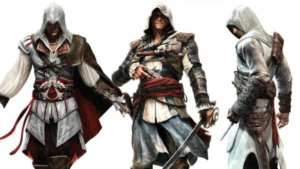 families, assassin's creed