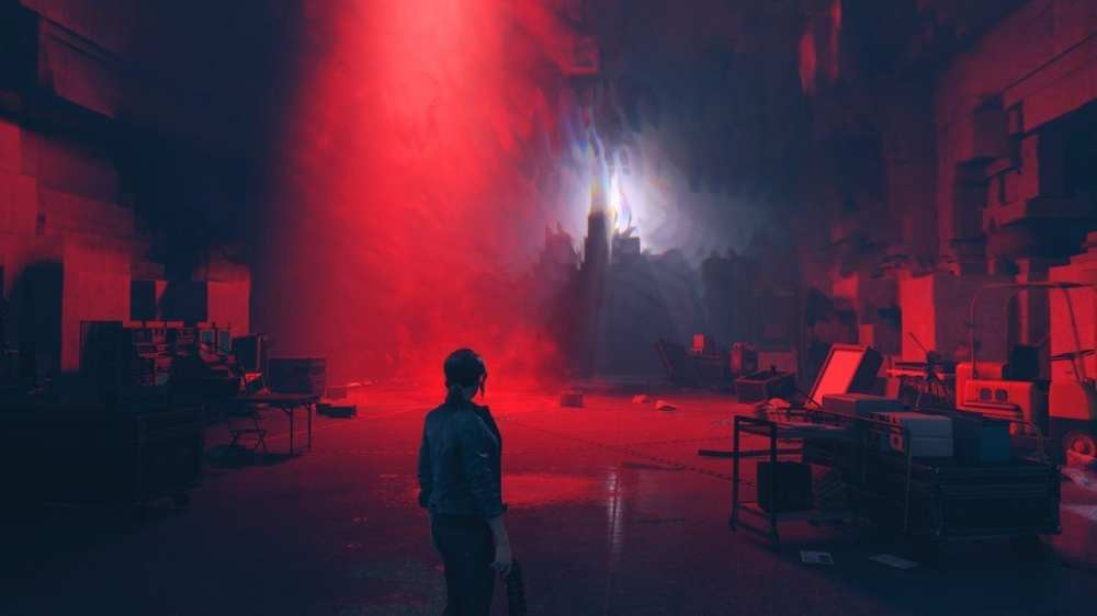 Control, ps4, remedy games,