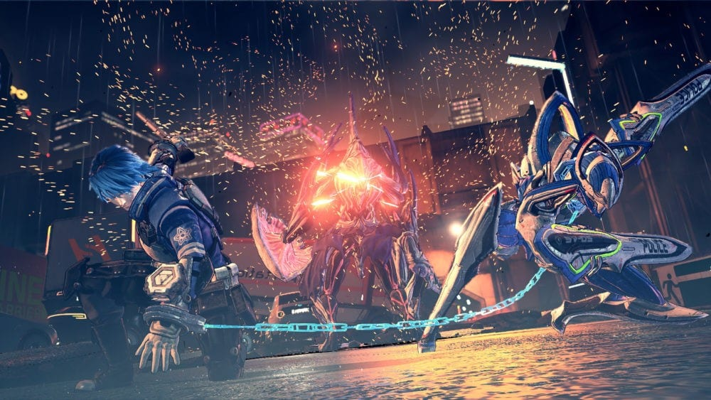 4k Hd Astral Chain Wallpapers You Need To Make Your Desktop