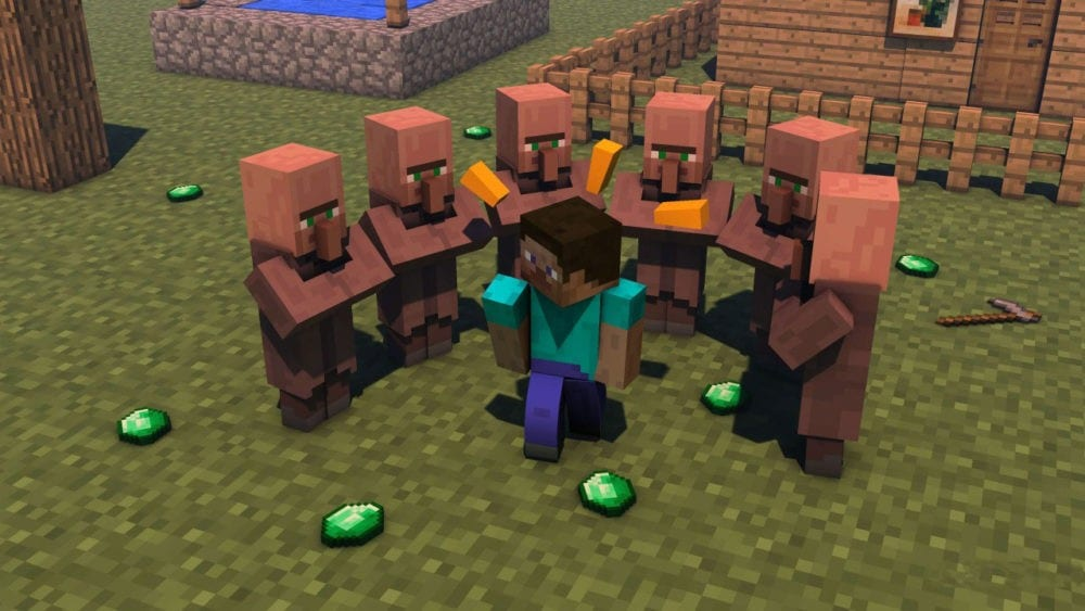 Minecraft How To Change Villager Jobs Professions