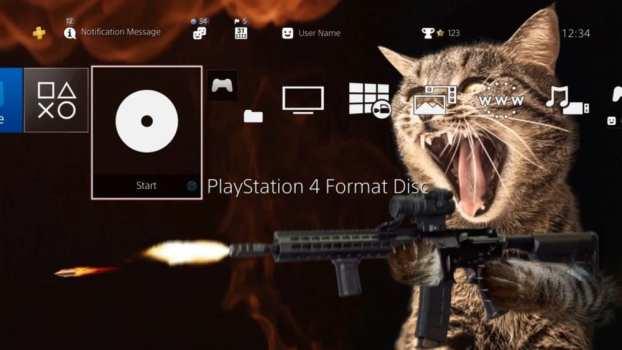 Action Kitty