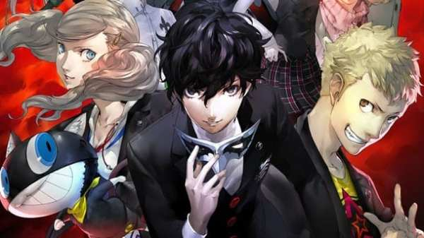 Persona 5 Silent Protagonist