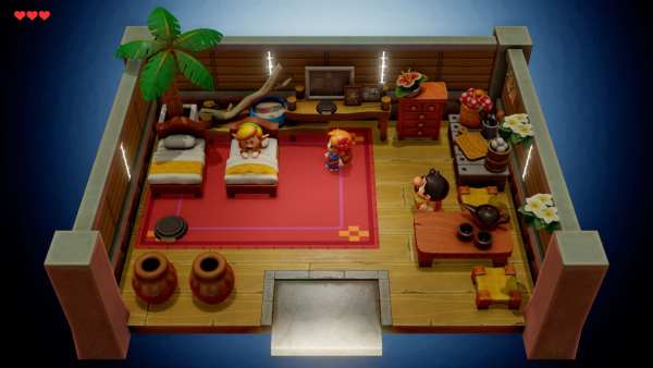 links awakening remake, new switch games releasing in september 2019