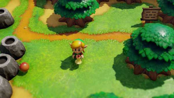 link's awakening, trading sequence, things to do first
