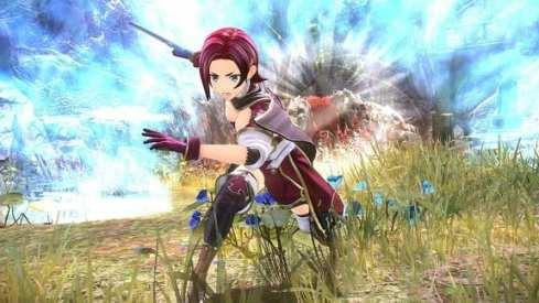 Sword Art Online Alicization Lycoris (16)