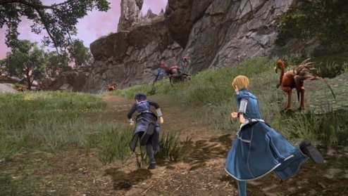 Sword Art Online Alicization Lycoris (40)