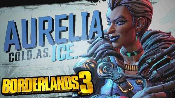 borderlands 3, aurelia