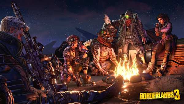 things to do first in Borderlands 3