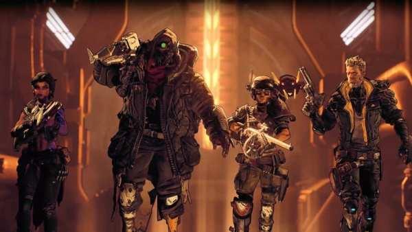 borderlands 3, which vault hunter should you choose