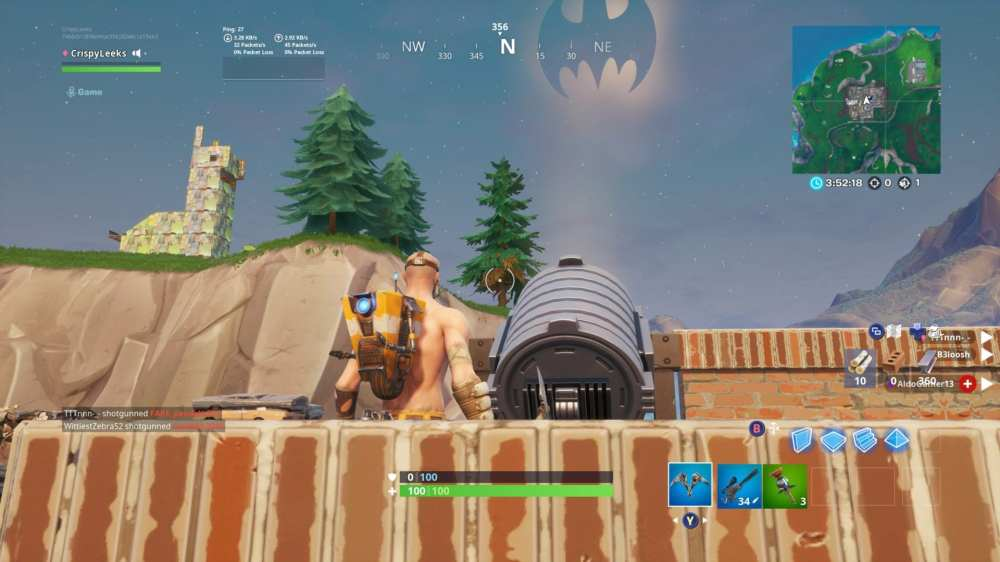 Fortnite Bat Signal Locations Where To Light Up Bat Signals