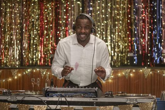 Idris Elba - Coach Ernie Ames
