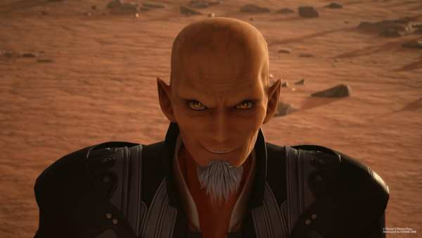 Xehanort, Video Game Characters That Are Way Too Over-powered