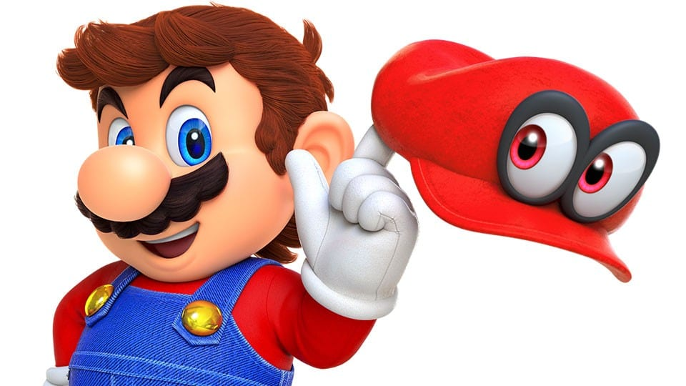 Super Mario Odyssey, black friday 2019, nintendo switch deals and savings