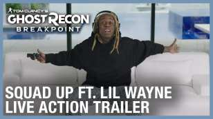 ghost recon, breakpoint, lil wayne