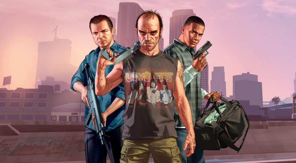 Grand Theft Auto 5 investments