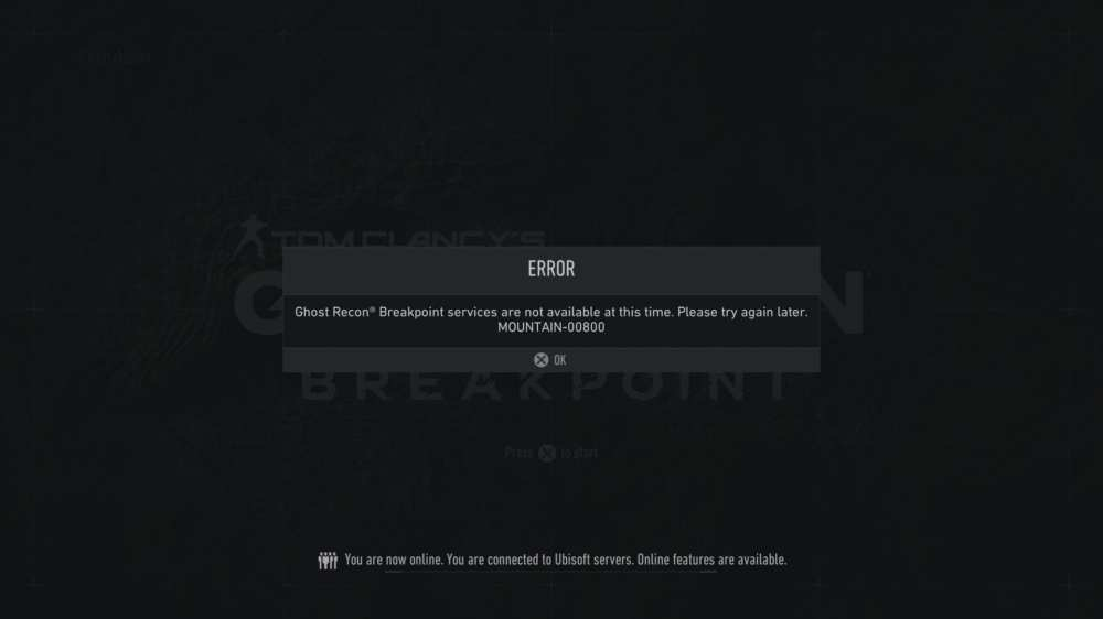 ghost recon breakpoint early access