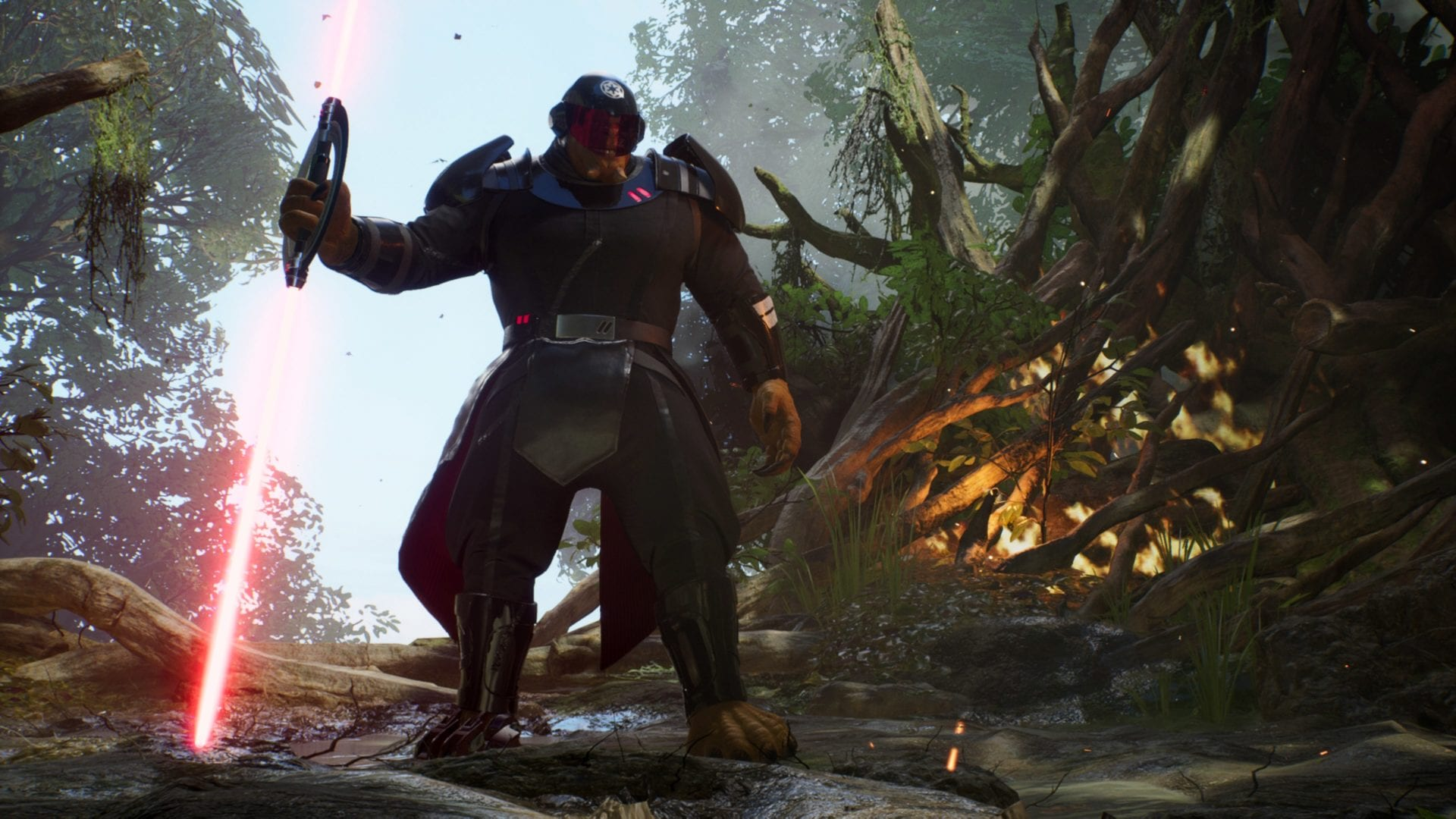 Star Wars Jedi: Fallen Order targets 60fps on enhanced consoles