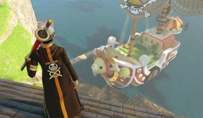 One Piece World Seeker Trafalgar DLC (6)