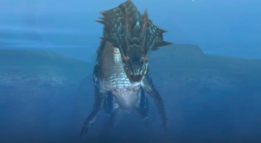 Lagiacrus, monster hunter world iceborne, new monsters, added