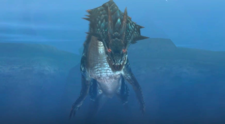 Lagiacrus, monster hunter world iceborne, new monsters, added