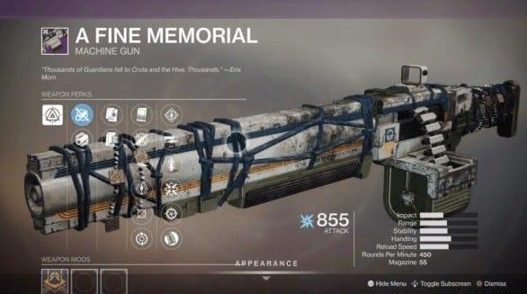destiny 2, moon weapons, best