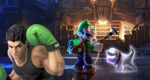 Luigi's Mansion 3, punch-out!!, super mario strikers, references, easter eggs