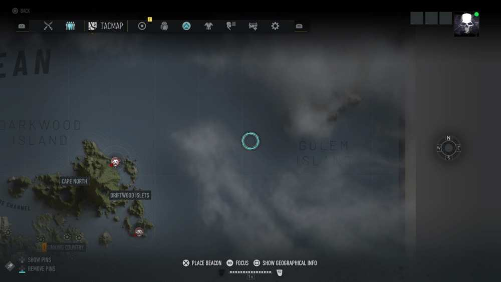Ghost Recon Breakpoint Golem Island Location