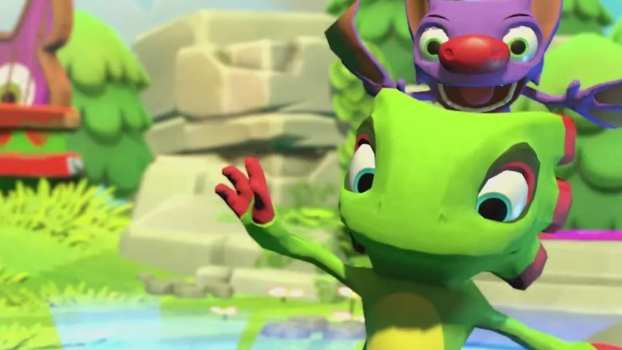 34: Yooka-Laylee and the Impossible Lair