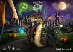 dark arts, harry potter wizards unite, basilisk