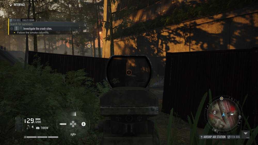 Cambio del modo de disparo de armas en Ghost Recon Breakpoint