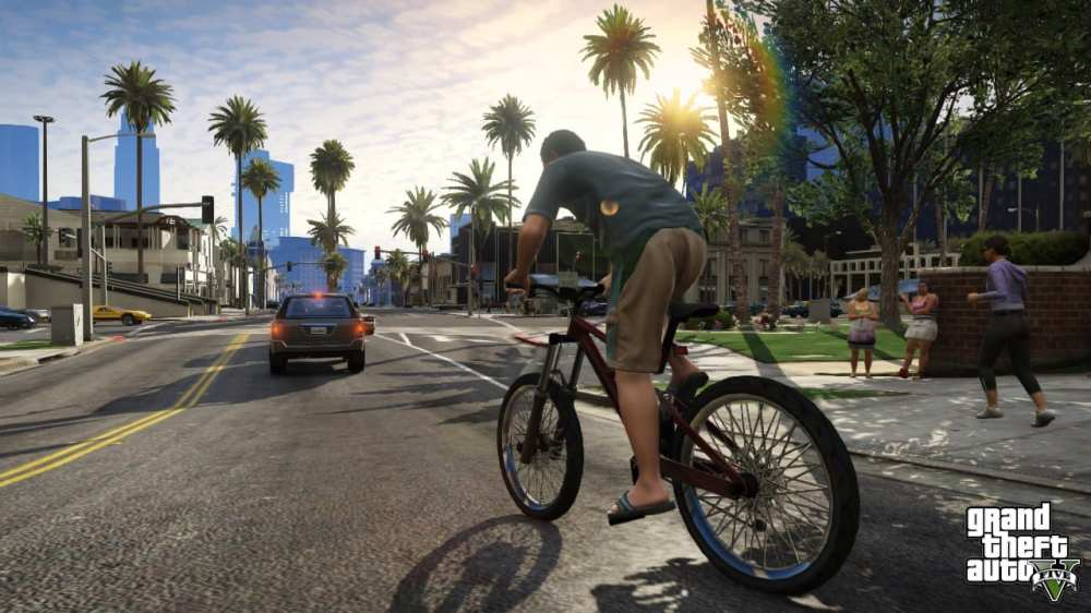 worst video games worlds to live in, gta v