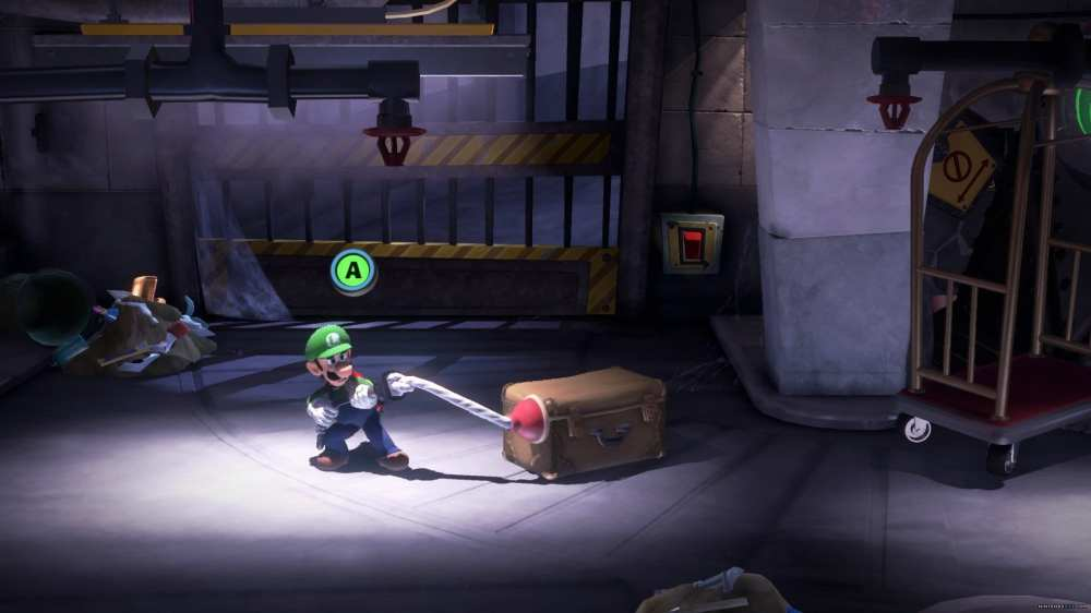 luigi's mansion 3, cool things you can do