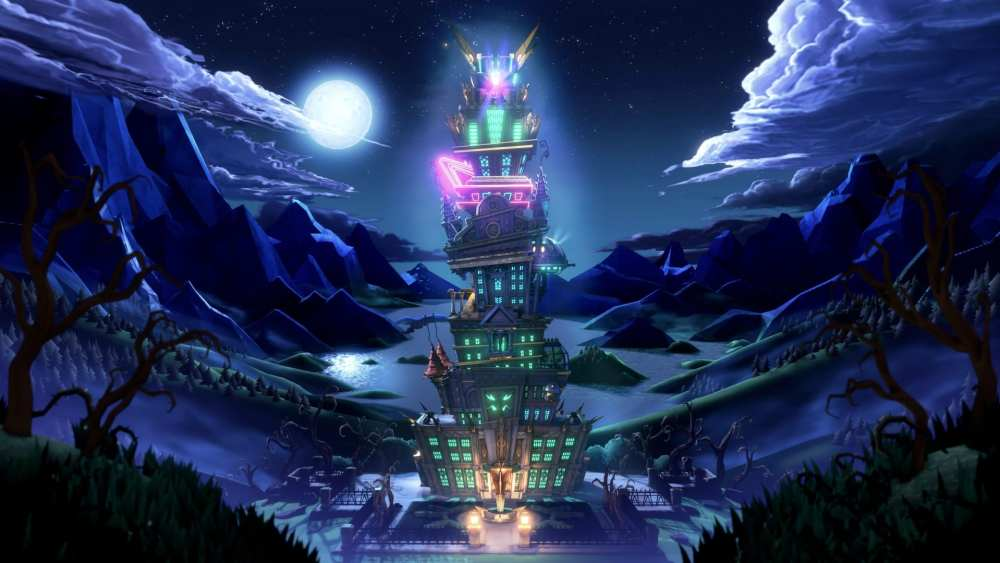 4K HD Luigi's Mansion 3 Wallpapers You Need to Make Your Desktop Background