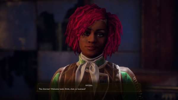 best companions, the outer worlds